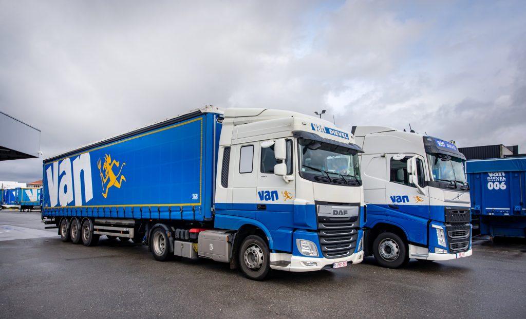 Offres d'emploi chauffeurs Van Dievel
